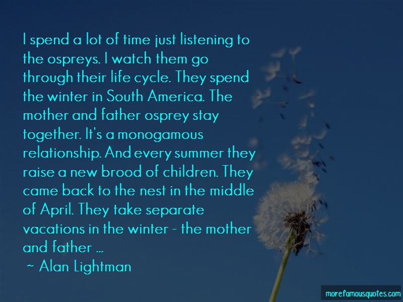 Winter Vacations Quotes