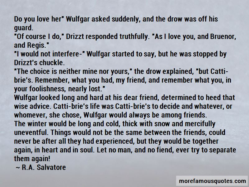 Wulfgar Quotes Pictures 4