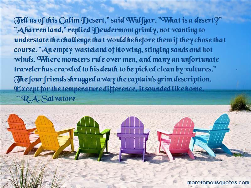 Wulfgar Quotes
