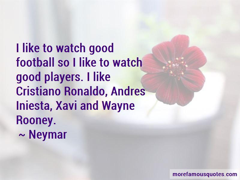 Xavi Iniesta Quotes