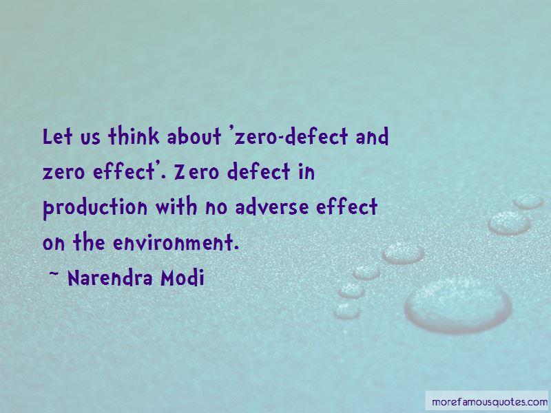 Zero Defect Quotes Pictures 2