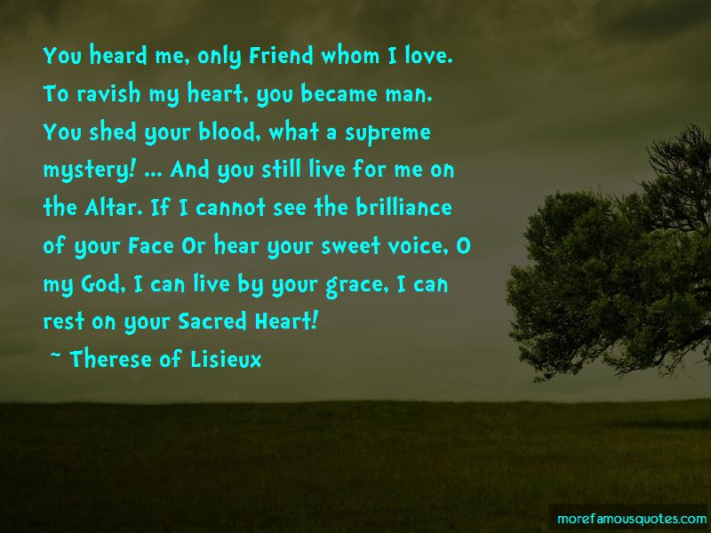A Man Heart Quotes