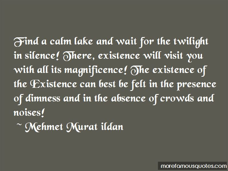 Absence Is The Best Presence Quotes Pictures 4