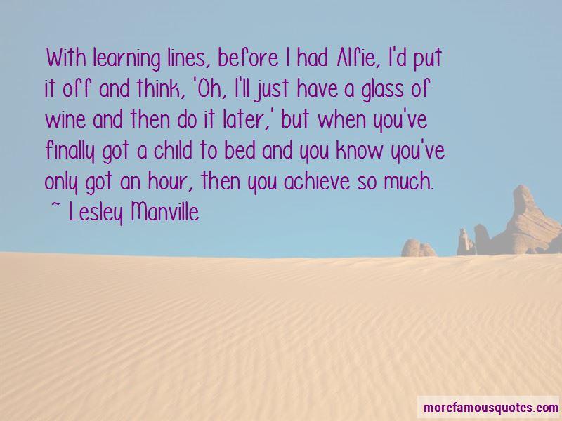 Alfie Quotes