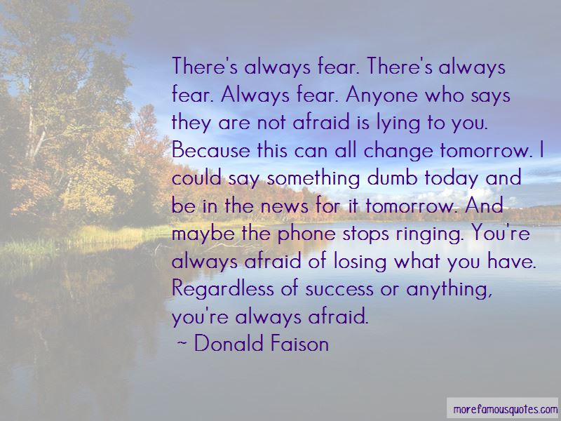 Am Afraid Of Losing You Quotes Pictures 3