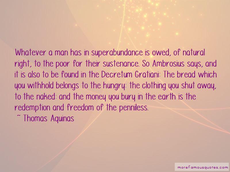 Ambrosius Quotes