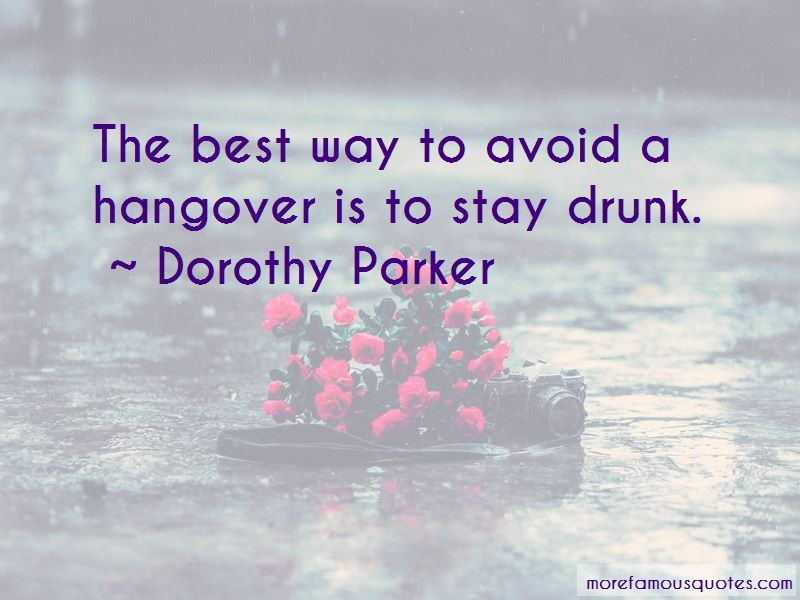 Best Hangover Quotes Pictures 3