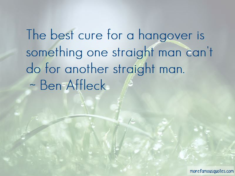 Best Hangover Quotes