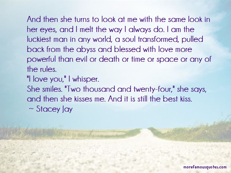 Best Man Love Quotes