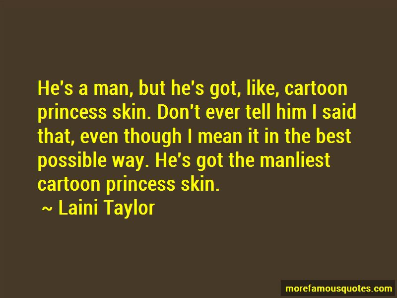 Best Manliest Quotes