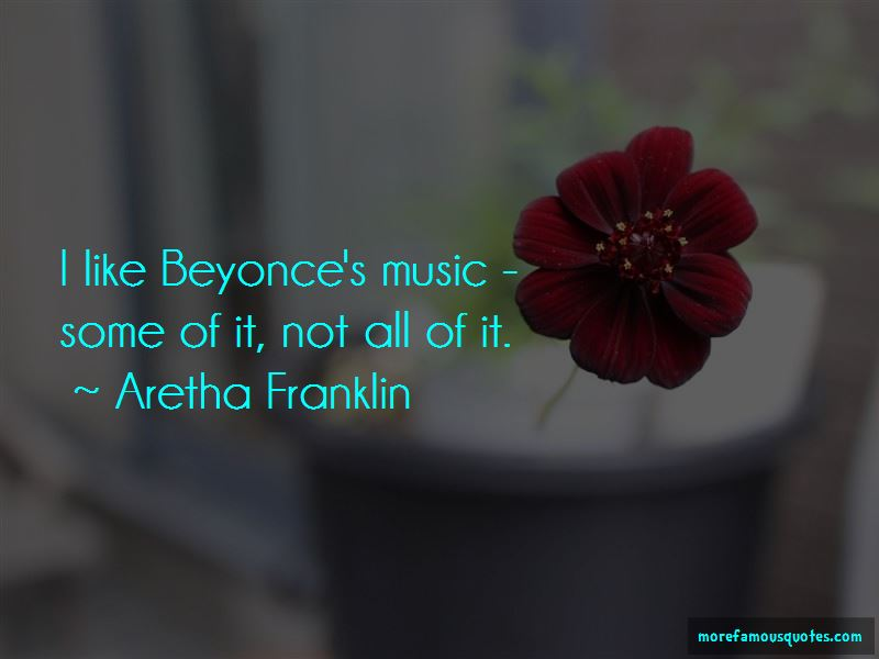Beyonce's Quotes