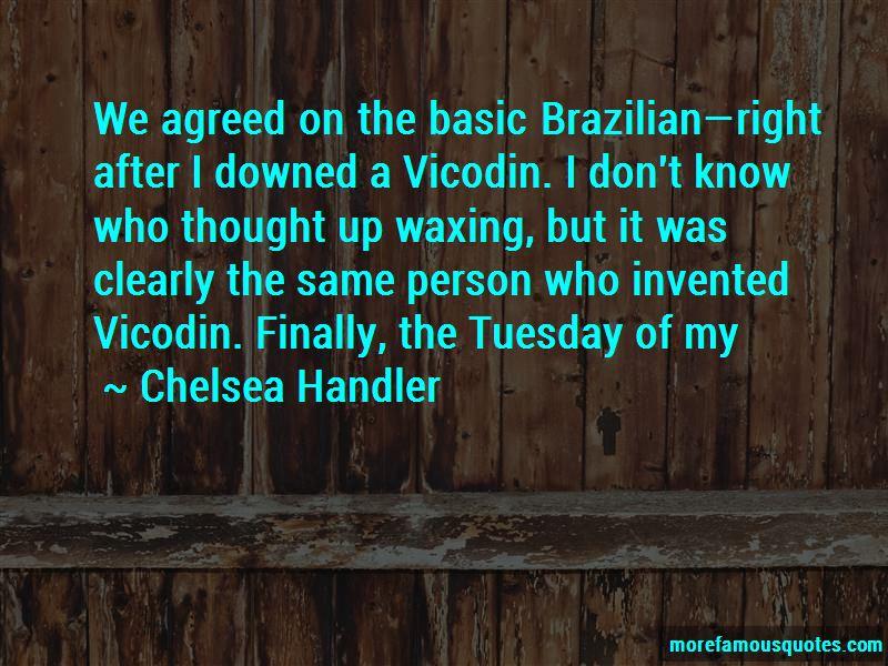 Brazilian Waxing Quotes