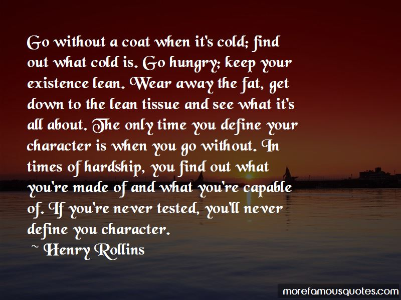 Character Is Tested Quotes Pictures 3