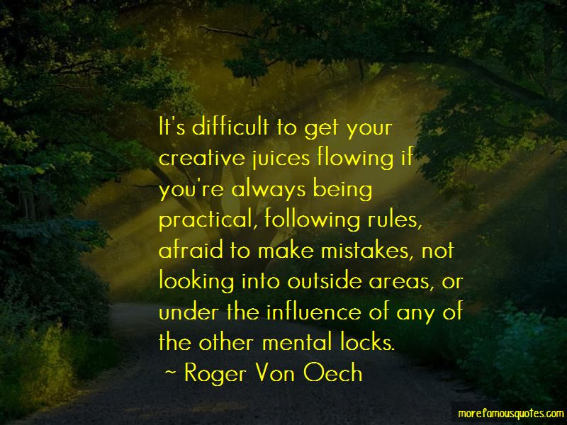 Creative Juices Quotes