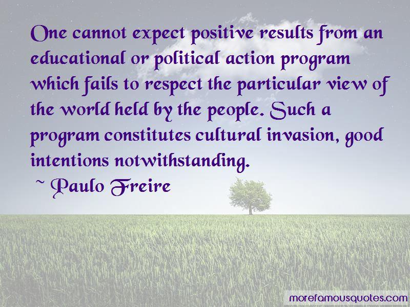 Cultural Program Quotes