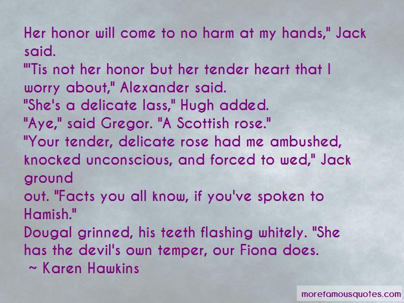 Delicate Rose Quotes