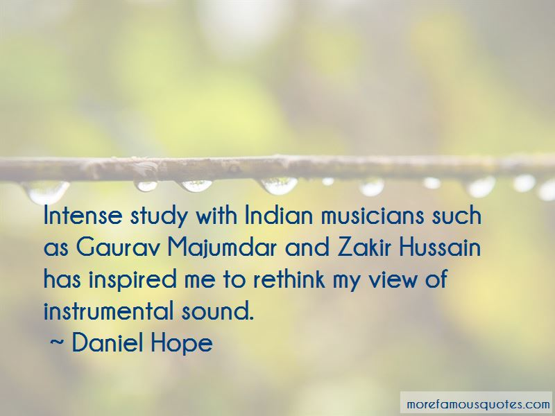 Dr Zakir Hussain Quotes