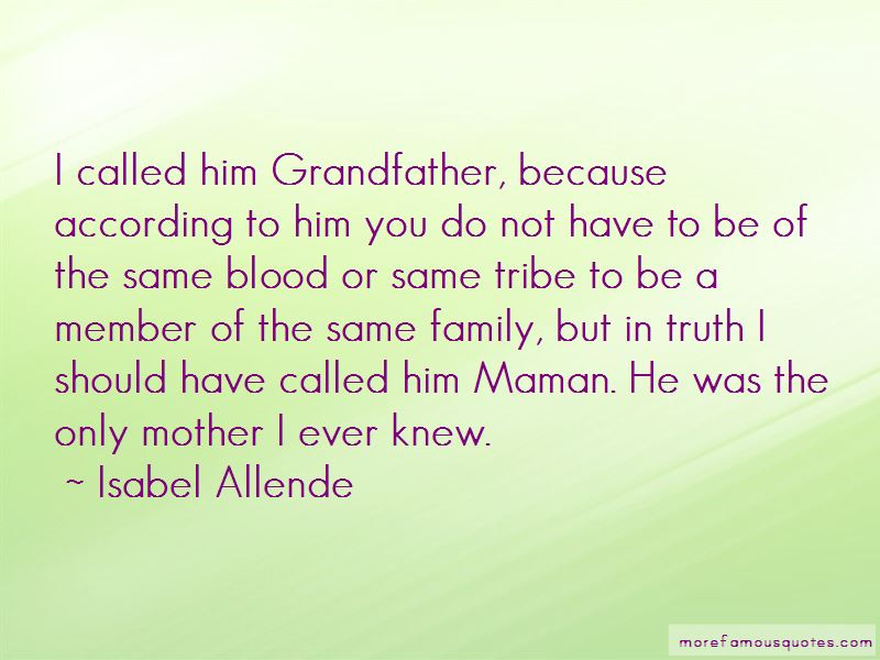 Family Not Of Blood Quotes Pictures 3