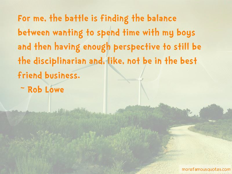 Finding The Balance Quotes