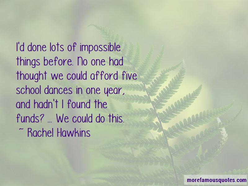 Five Dances Quotes