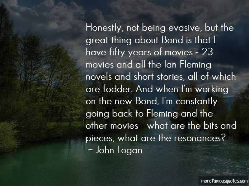 Fleming Quotes
