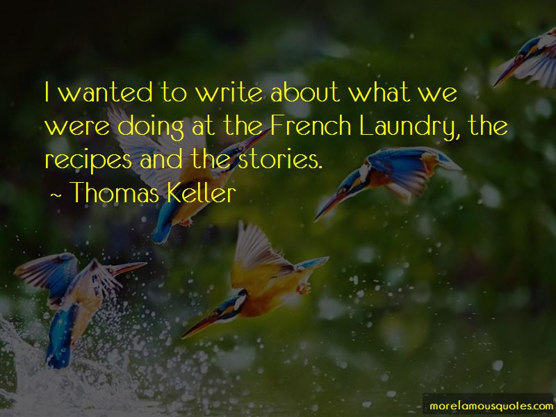 French Laundry Quotes Pictures 2