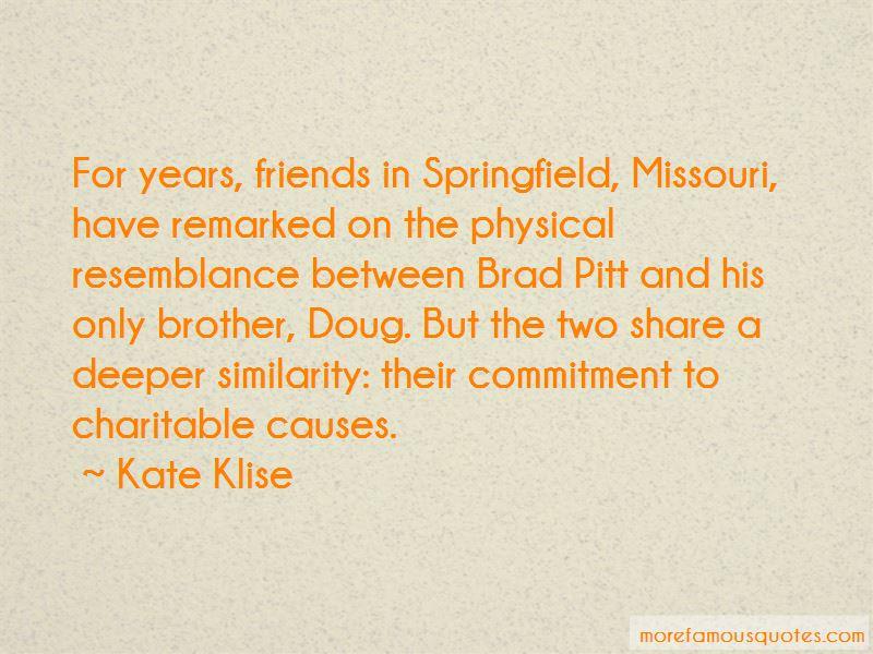 Friends Brad Pitt Quotes
