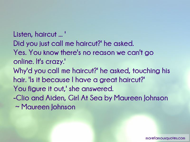 Great Haircut Quotes