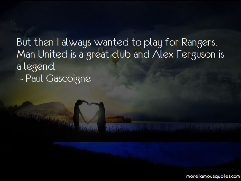Great Rangers Quotes
