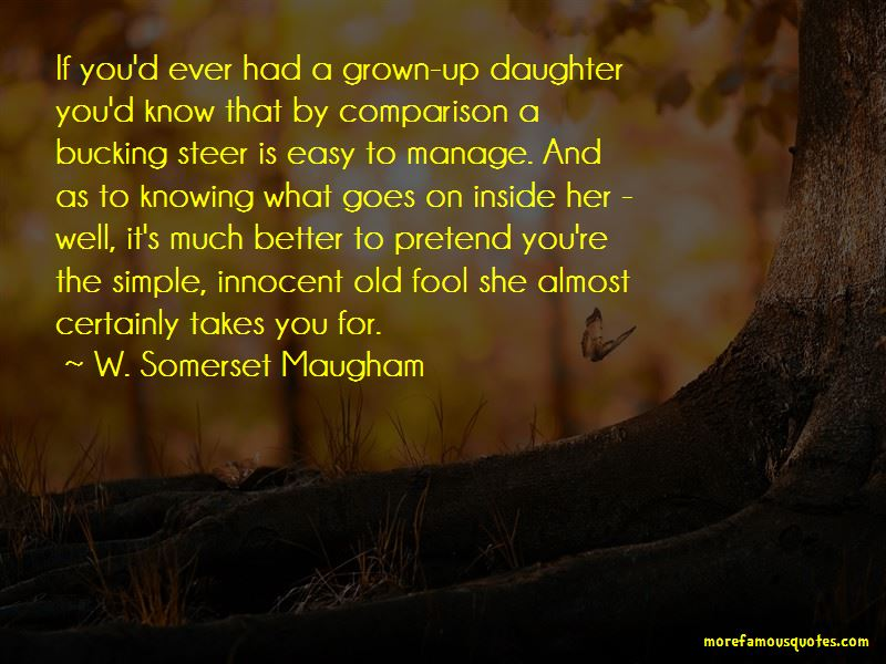 Grown Up Daughter Quotes