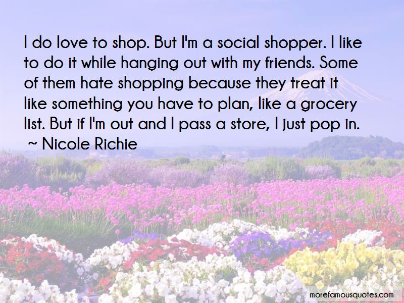 Hate Grocery Shopping Quotes