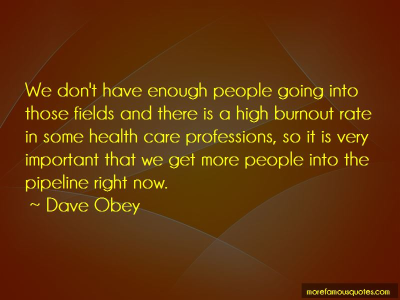 Health Professions Quotes