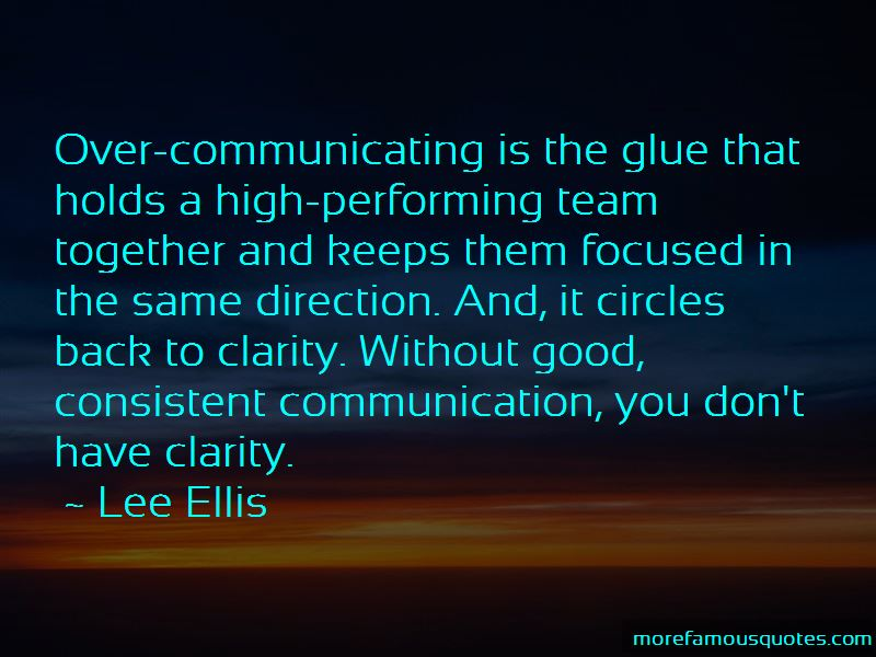 High Performing Team Quotes