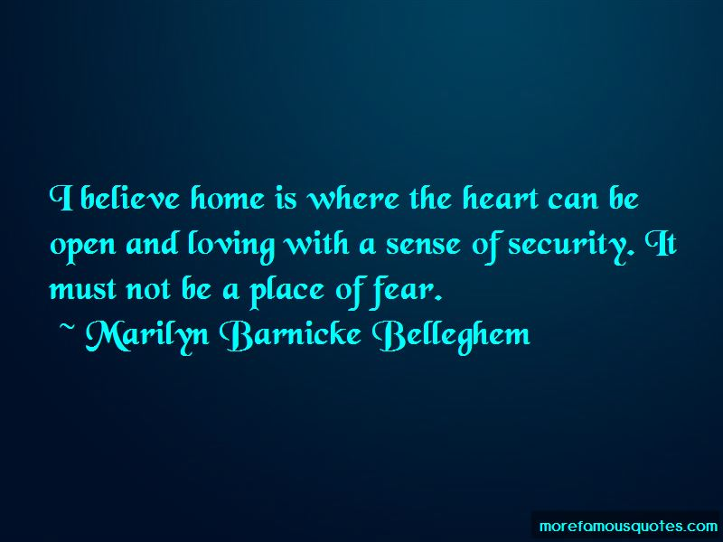 Home Is Where The Heart Quotes