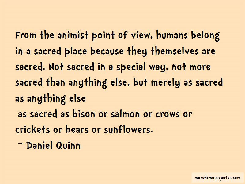 Humans Are Sacred Quotes Pictures 4