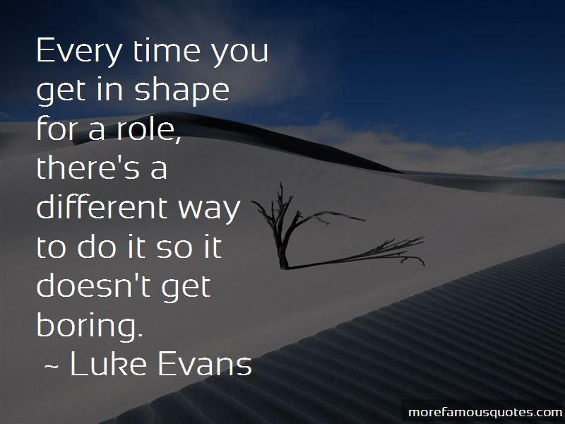 In Shape Quotes