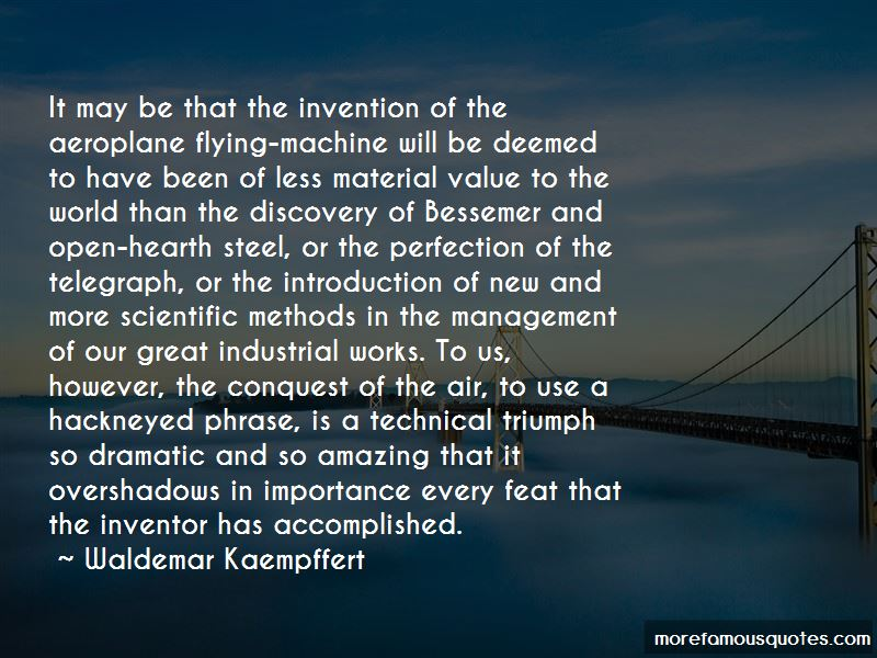 Invention And Inventor Quotes