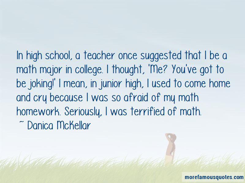 Junior High Math Quotes Pictures 4