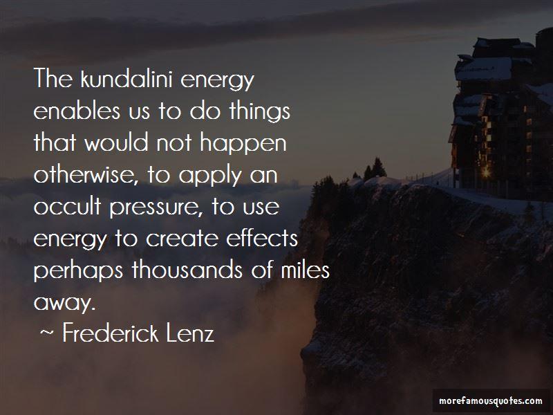 Kundalini Energy Quotes