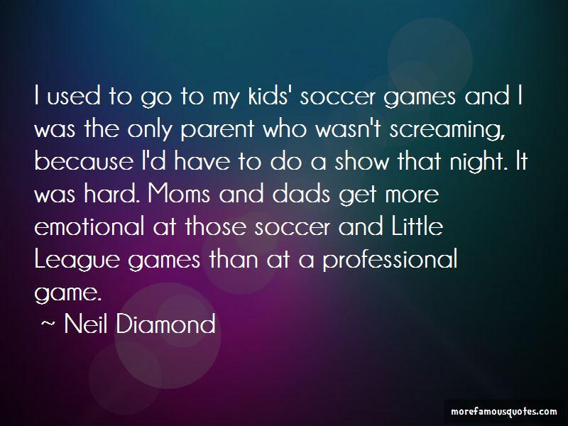 Little League Parent Quotes