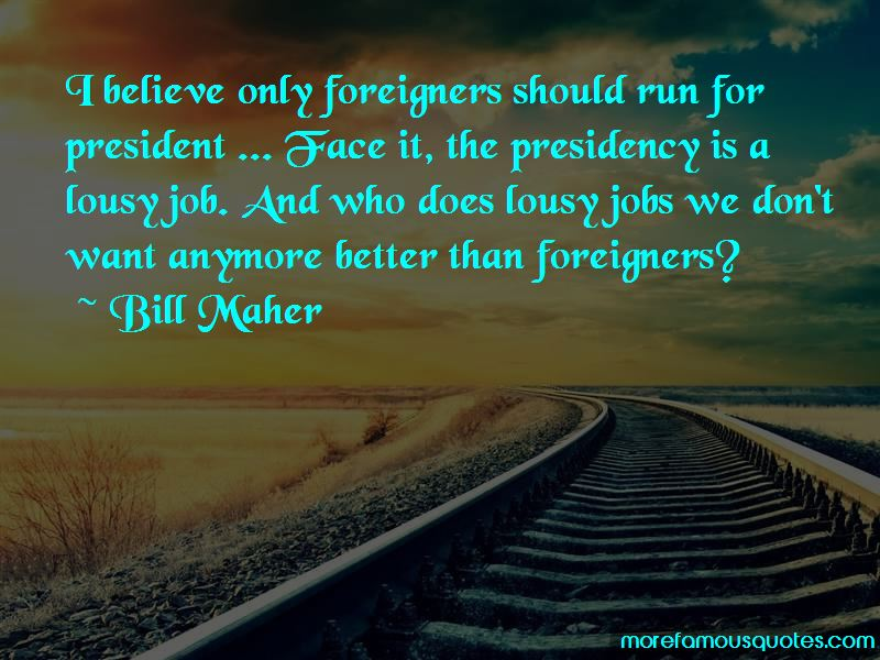 Lousy Job Quotes