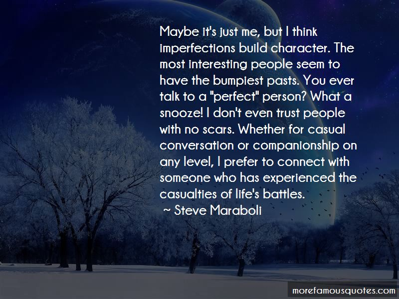 Maybe It's Just Me Quotes Pictures 3