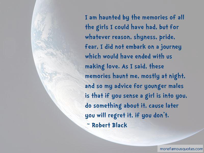 Memories Haunt Me Quotes Pictures 2