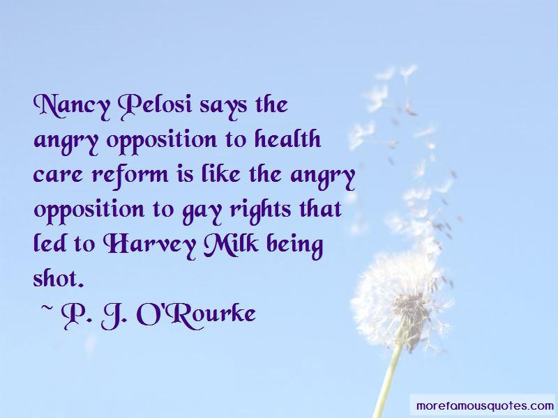 Milk Harvey Quotes
