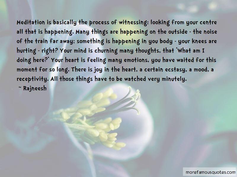 Mind Churning Quotes