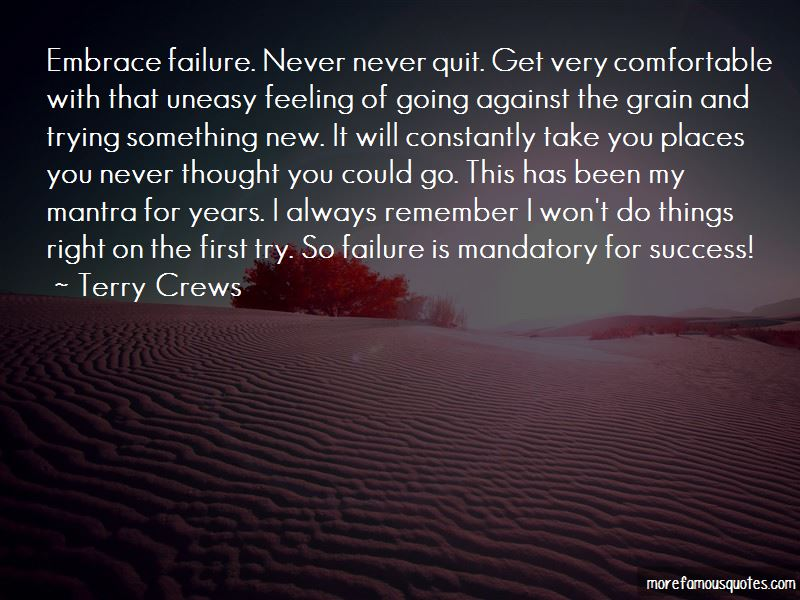 Never Never Quit Quotes