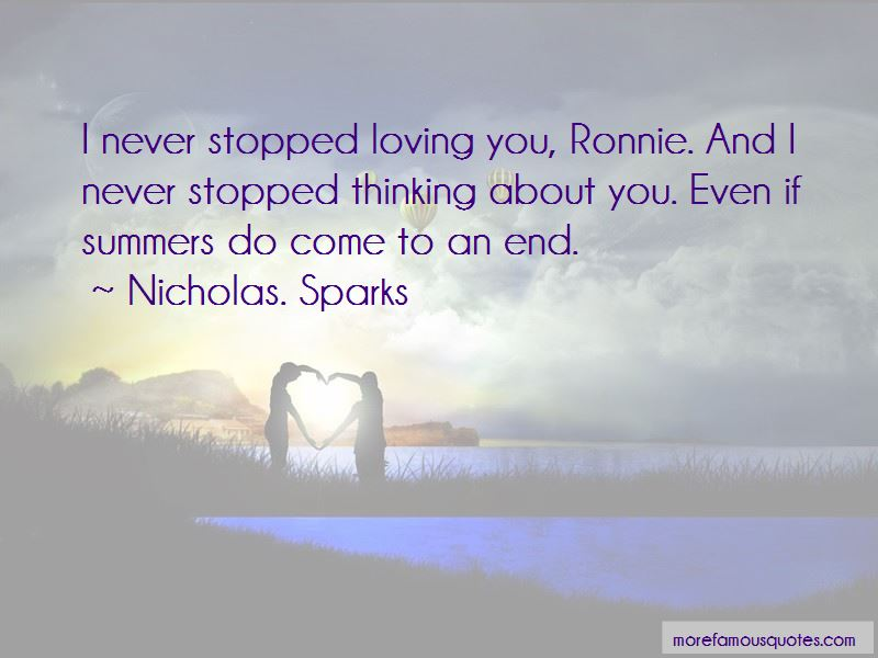 Never Stopped Loving You Quotes Pictures 4