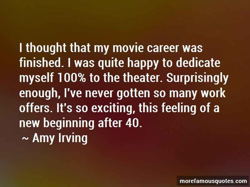 New Beginning Movie Quotes
