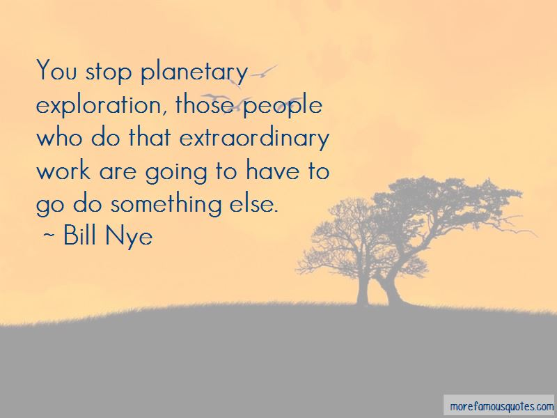 Planetary Exploration Quotes