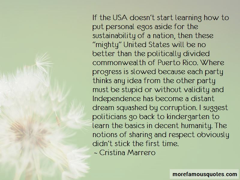 Puerto Rico Independence Quotes